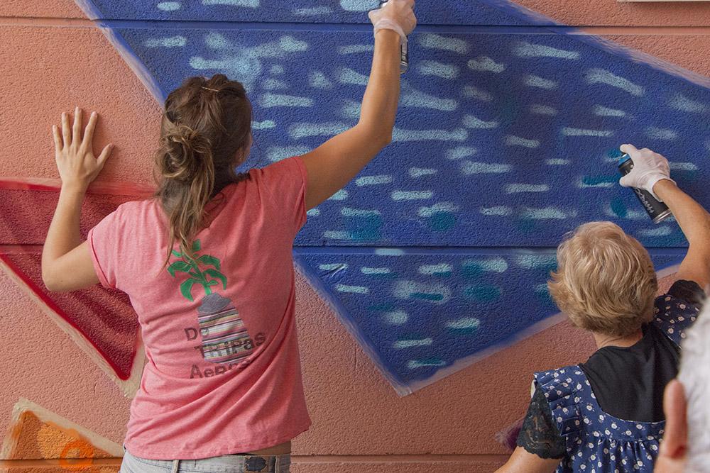 taller arte urbano pintura mural cromapica valencia