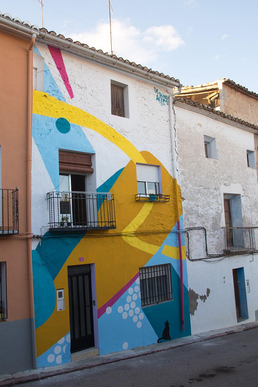mural decorativo valencia