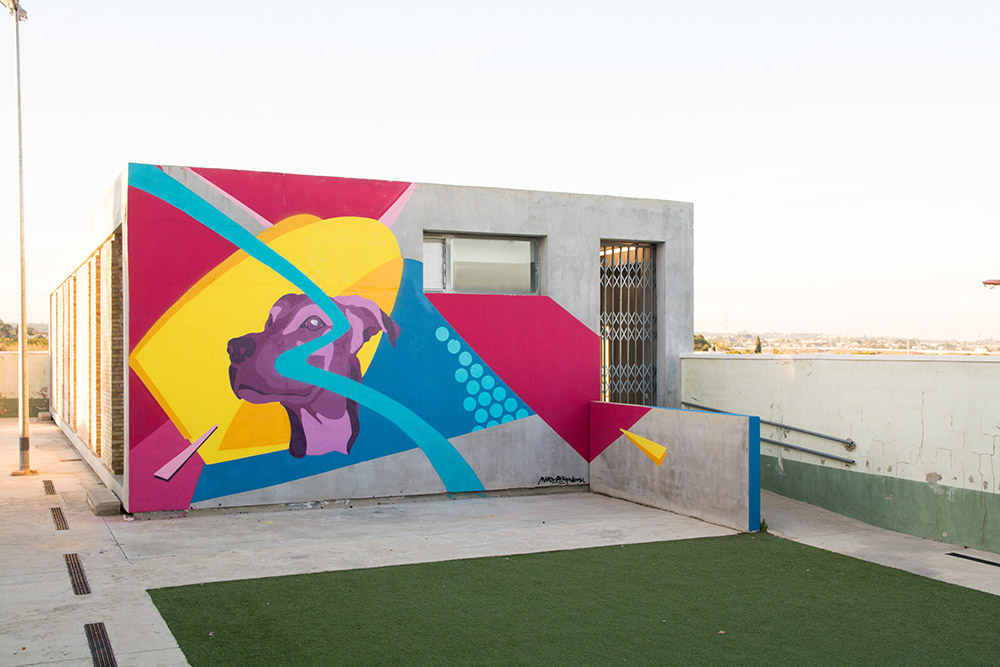 pintura mural decorativo valencia