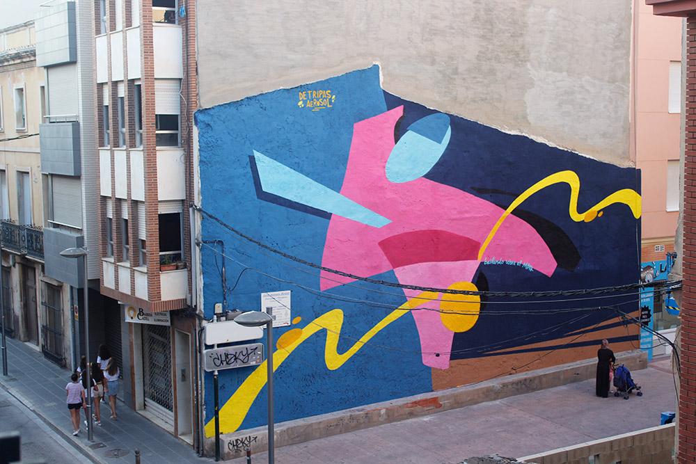 mural arte urbano benicarlo