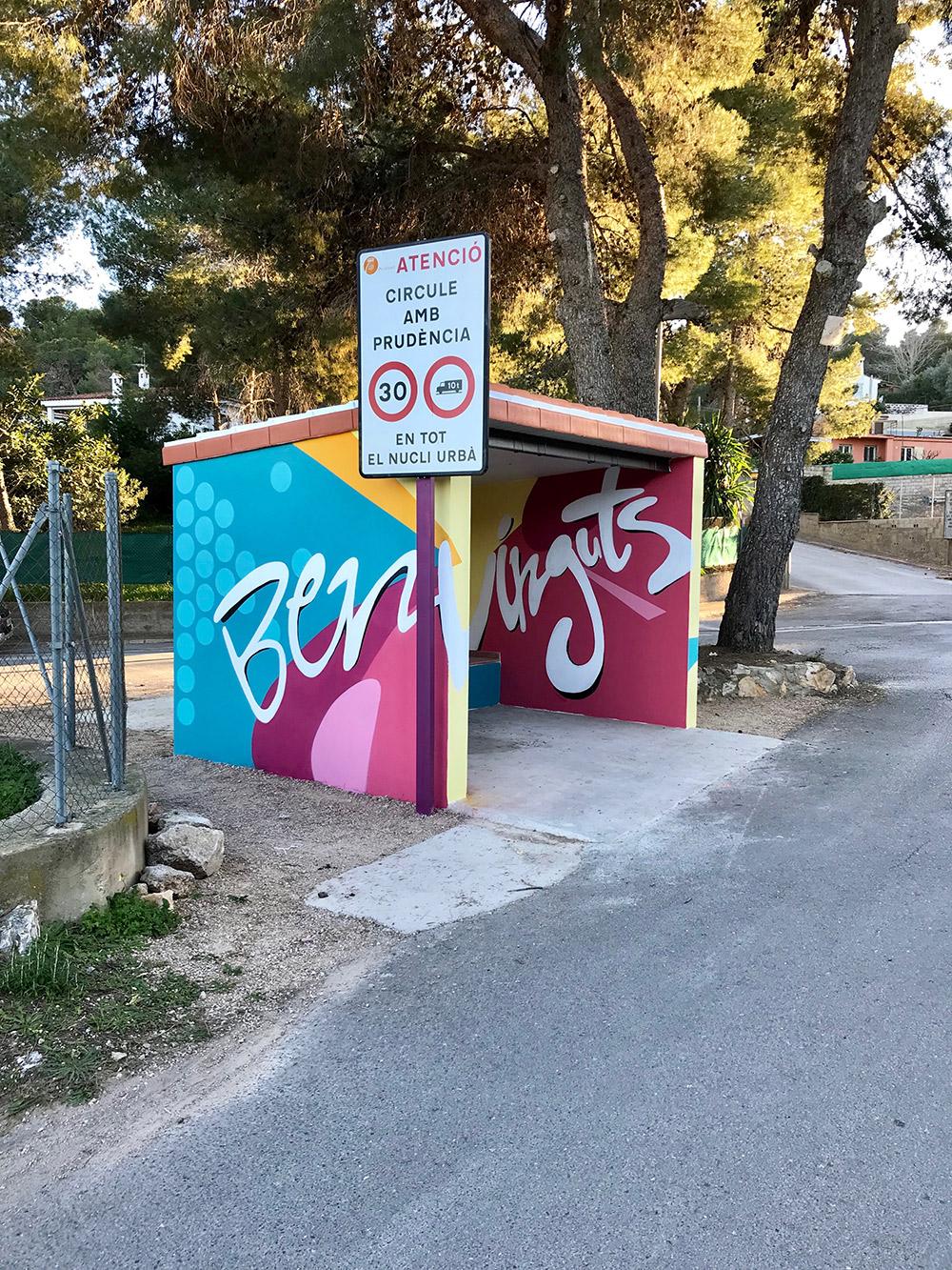 mural arte urbano decorativo valencia